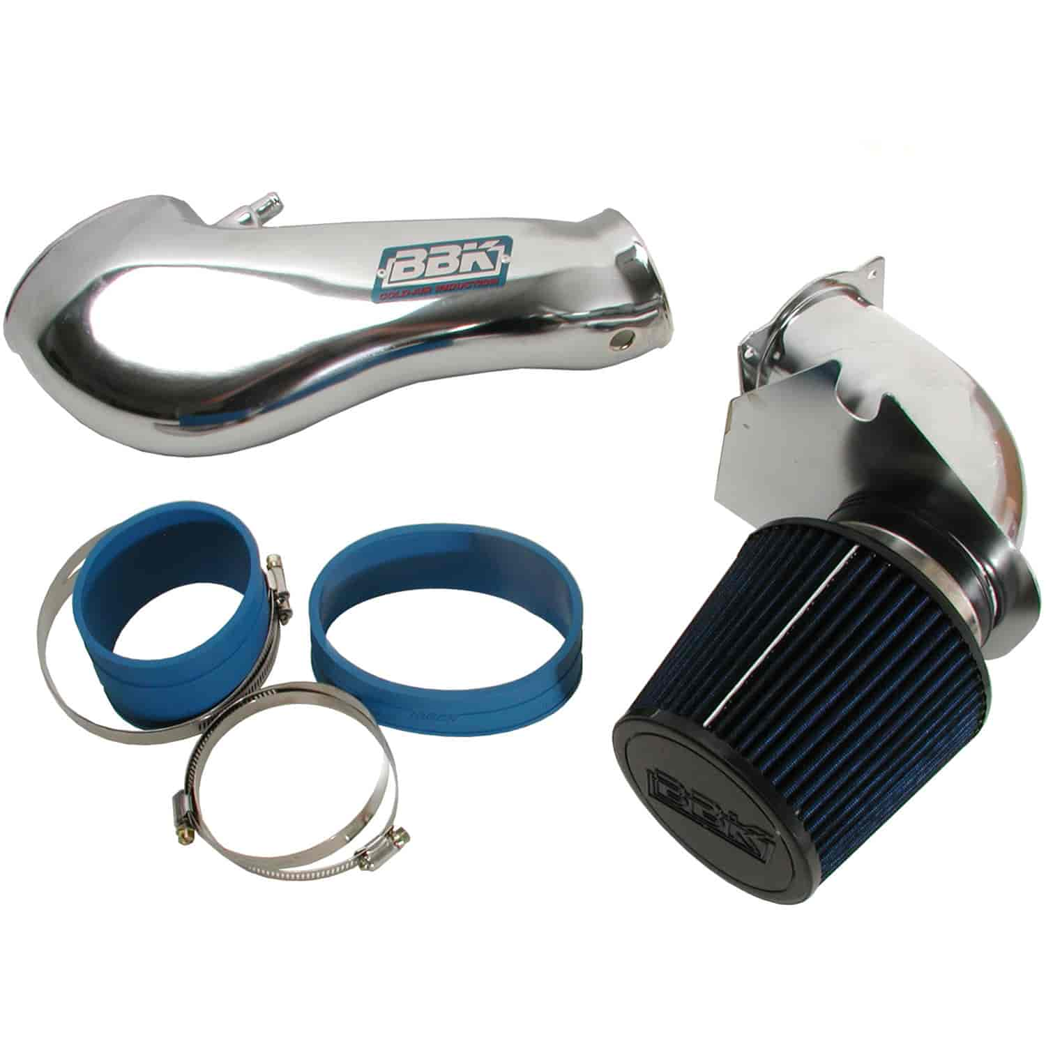 BBK Performance Products 17130 - BBK Cold Air Intake Systems for Ford
