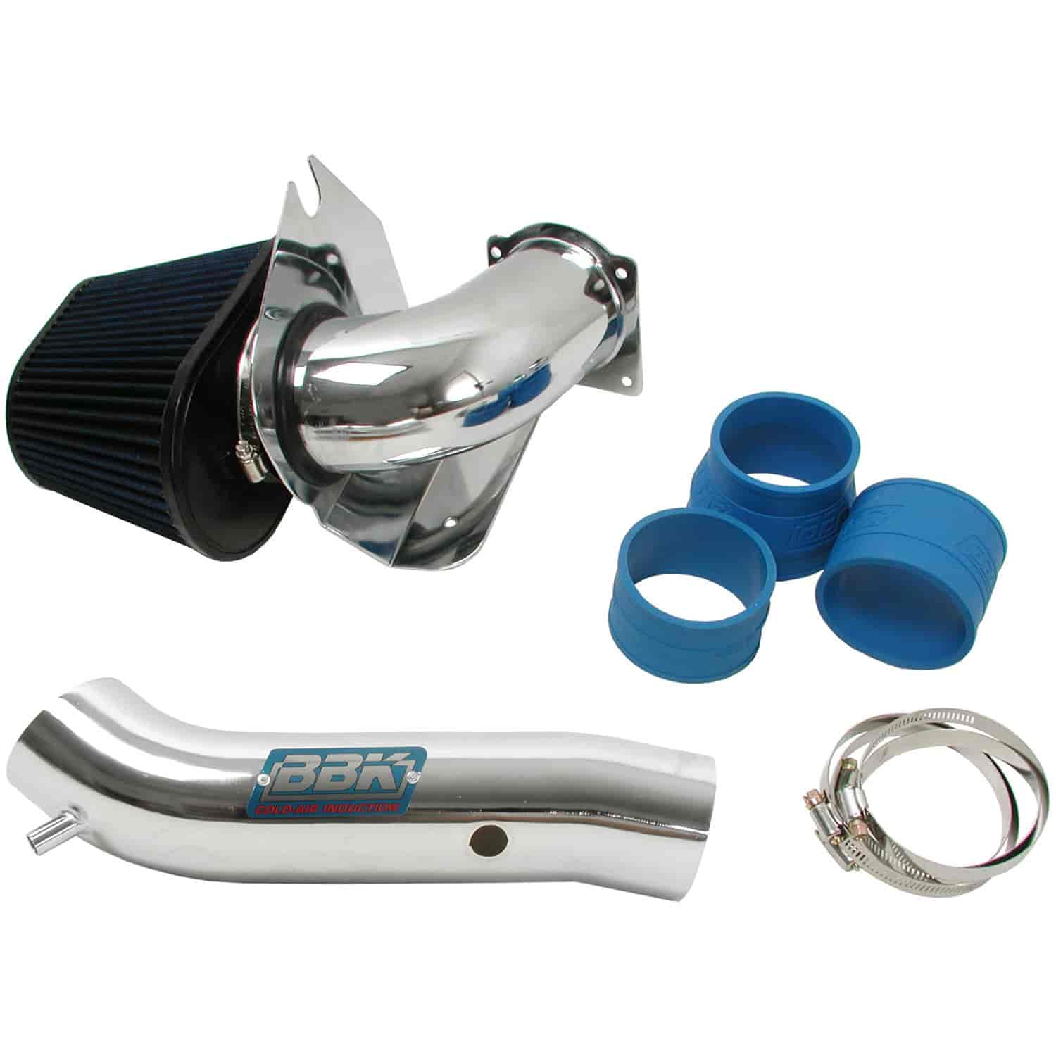 BBK Performance Products 1719 - BBK Cold Air Intake Systems for Ford