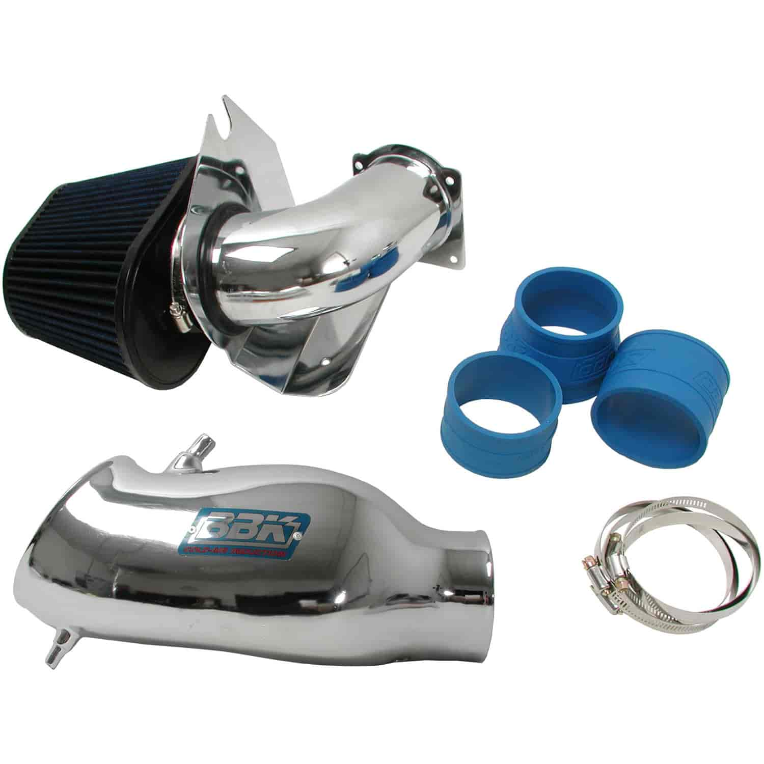 BBK Performance Products 1725 - BBK Cold Air Intake Systems for Ford