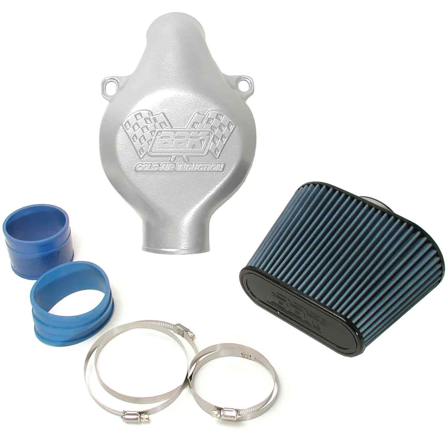 BBK Performance Parts 1726 - BBK Performance Parts GM Cold Air Intake Systems