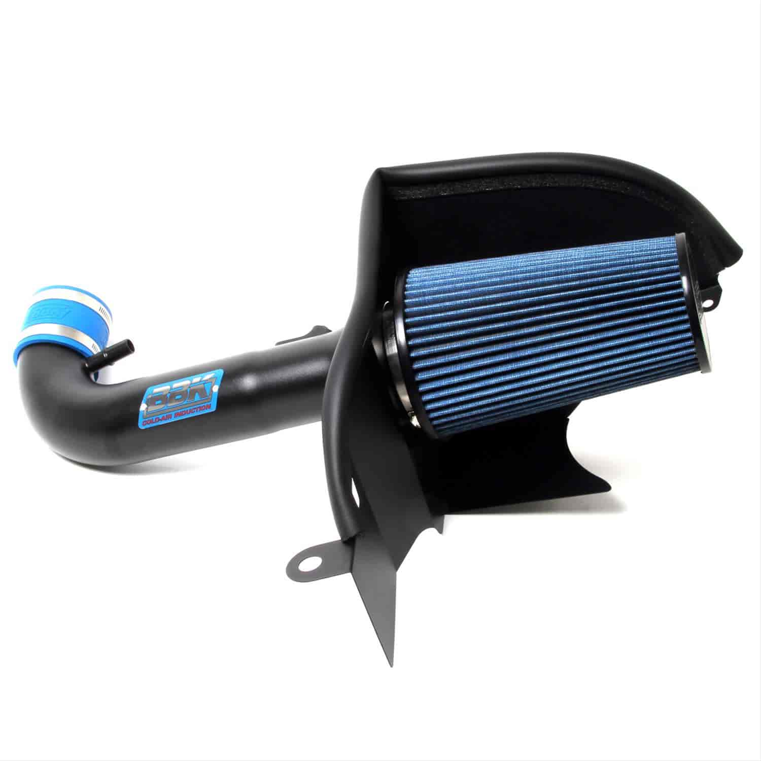 BBK Performance Products 17375 - BBK Cold Air Intake Systems for Ford