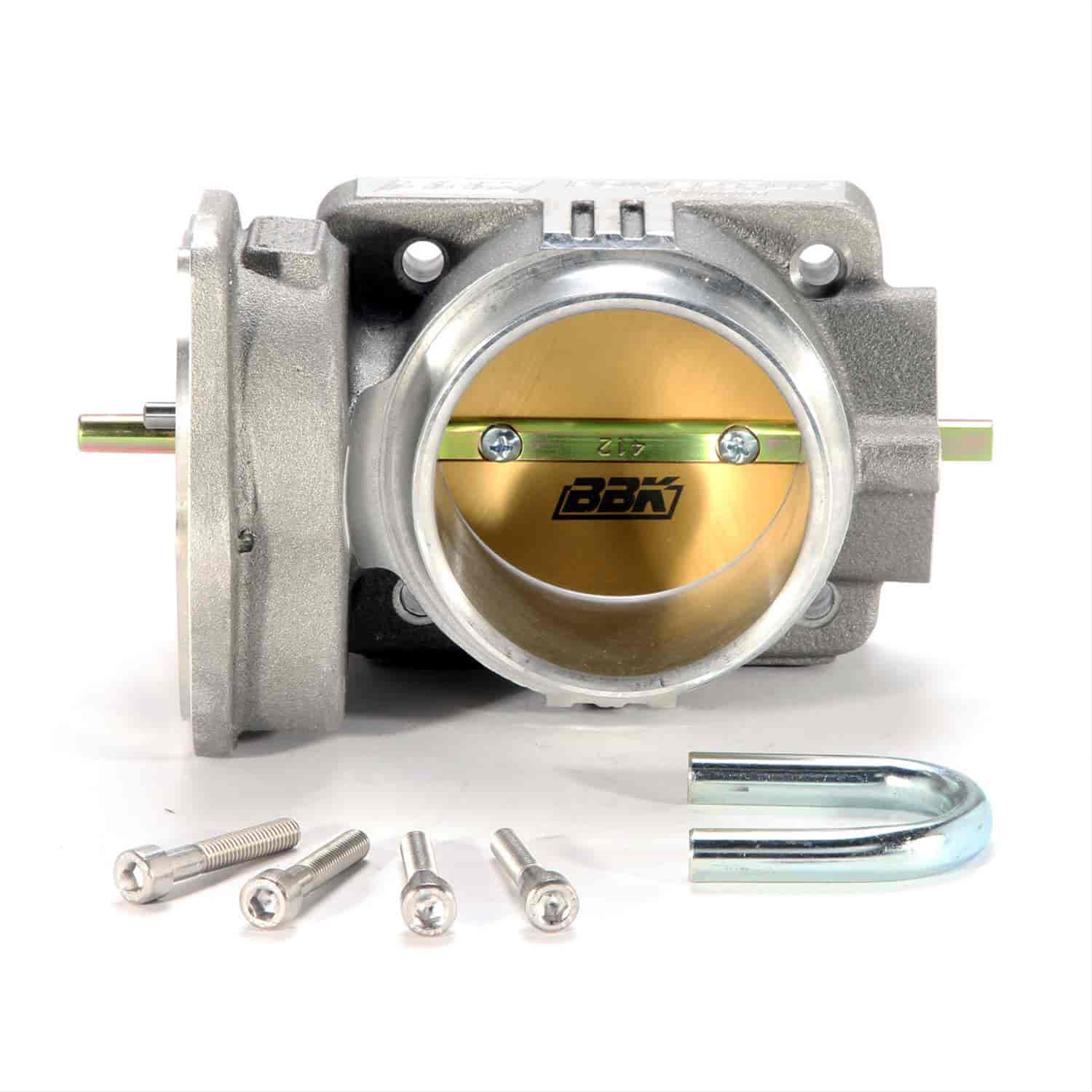 BBK Performance Products 1765 - BBK Ford Power Plus Throttle Bodies