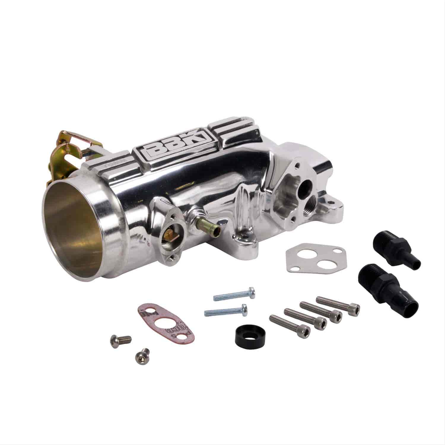 BBK Performance Parts 17800 - BBK Performance Parts Ford Power Plus Throttle Bodies