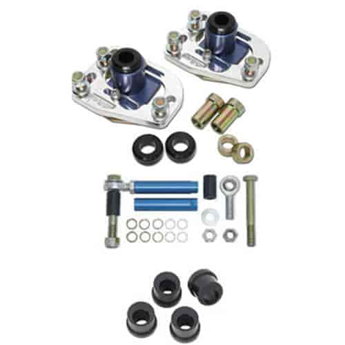 BBK Performance Products 2525K - JEGS/BBK/Competition Engineering Mustang Front Alignment Kits