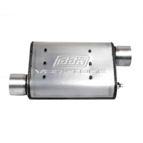 BBK Performance Products 3102 - BBK Vari-Tune Adjustable Performance Mufflers