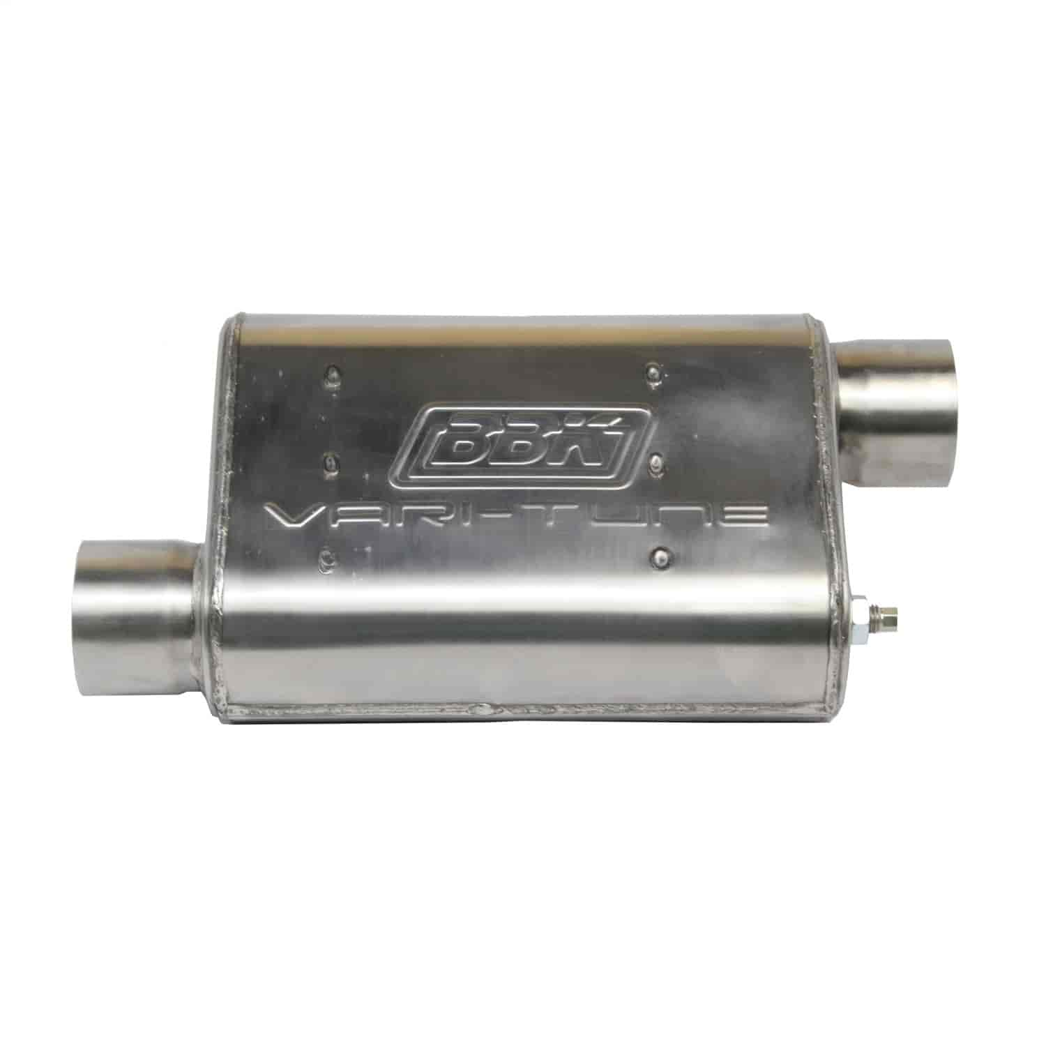 BBK Performance Parts 31025 - BBK Performance Parts Vari-Tune Performance Mufflers