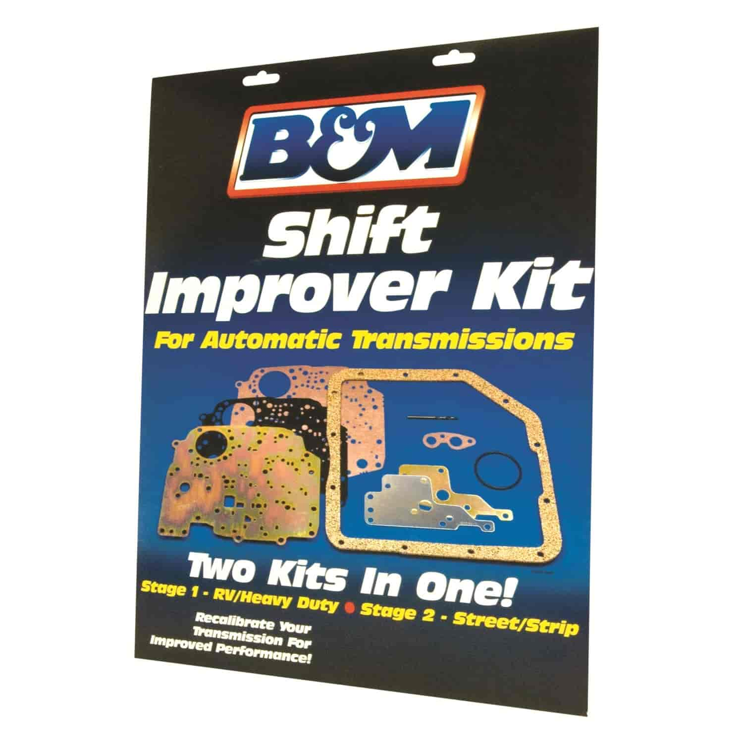 B&M 10025 - B&M Light Truck Shift Improver Kit
