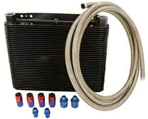B&M 70266K - B&M SuperCooler Transmission Coolers