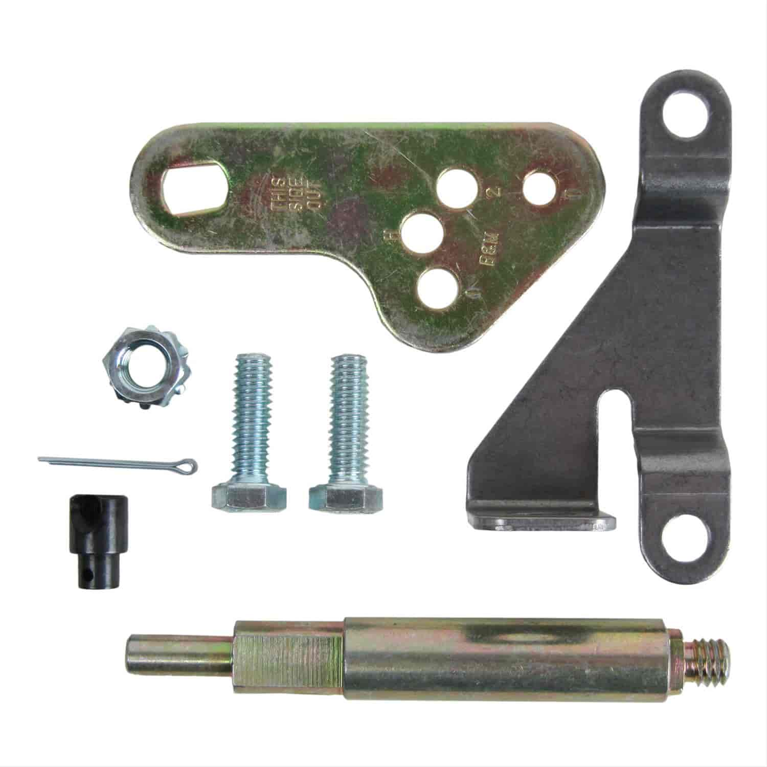 B&M 70497 - B&M Automatic Shifter Brackets and Levers