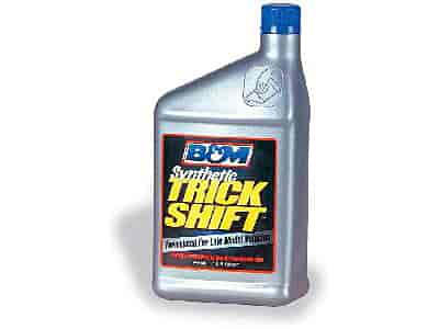 B&M 80286 - B&M Trick Shift Synthetic Automatic Transmssion Fluid