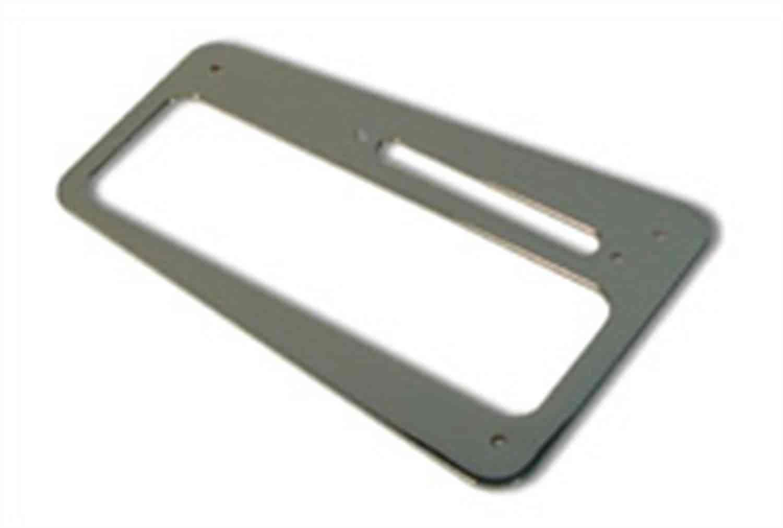 Bu0026M 80664 MegaShifter Automatic Shifter Boot Plate Chrome Plated Plastic | JEGS  sc 1 st  Jegs & Bu0026M 80664: MegaShifter Automatic Shifter Boot Plate Chrome Plated ...