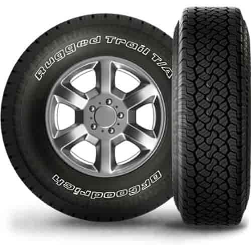 Ta Truck Service >> BF Goodrich 66649: Rugged Trail T/A Tire 265/75R16 | JEGS