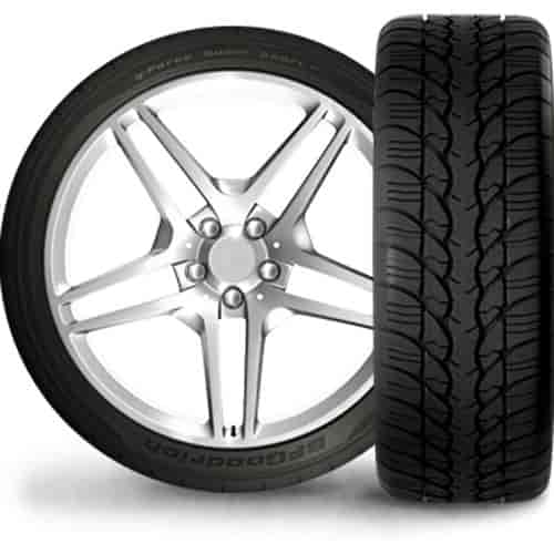BF Goodrich 39339 - BF Goodrich G-Force Super Sport A/S Tires
