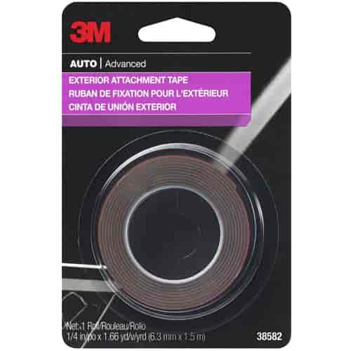 3m Products 38582 Automotive Molding Tape 1 4 Jegs