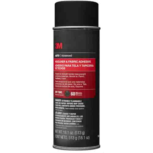 3m Products 38808 Headliner And Fabric Adhesive 18 Oz Jegs