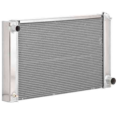 Be Cool Radiators 10008 - Be Cool Aluminator Series Custom Fit Aluminum Radiators