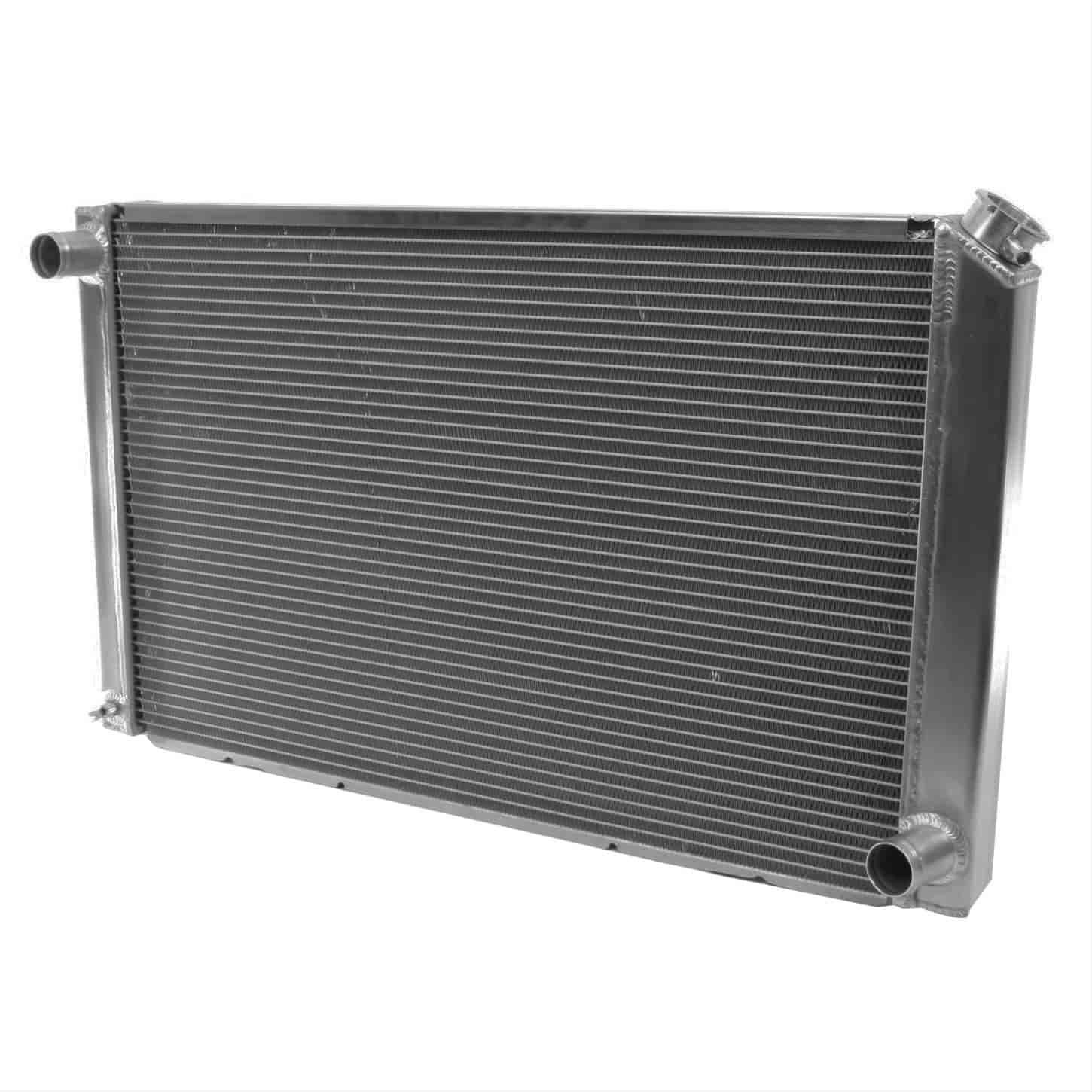 Be Cool Radiators 10010 - Be Cool Aluminator Series Custom Fit Aluminum Radiators