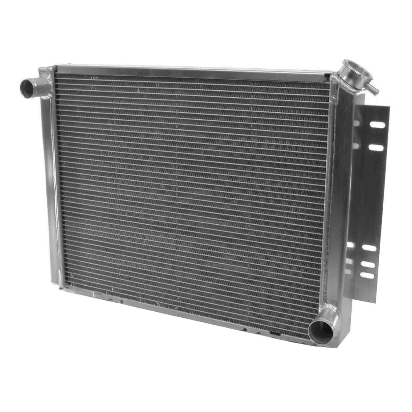 Be Cool Radiators 10016 - Be Cool Aluminator Series Custom Fit Aluminum Radiators