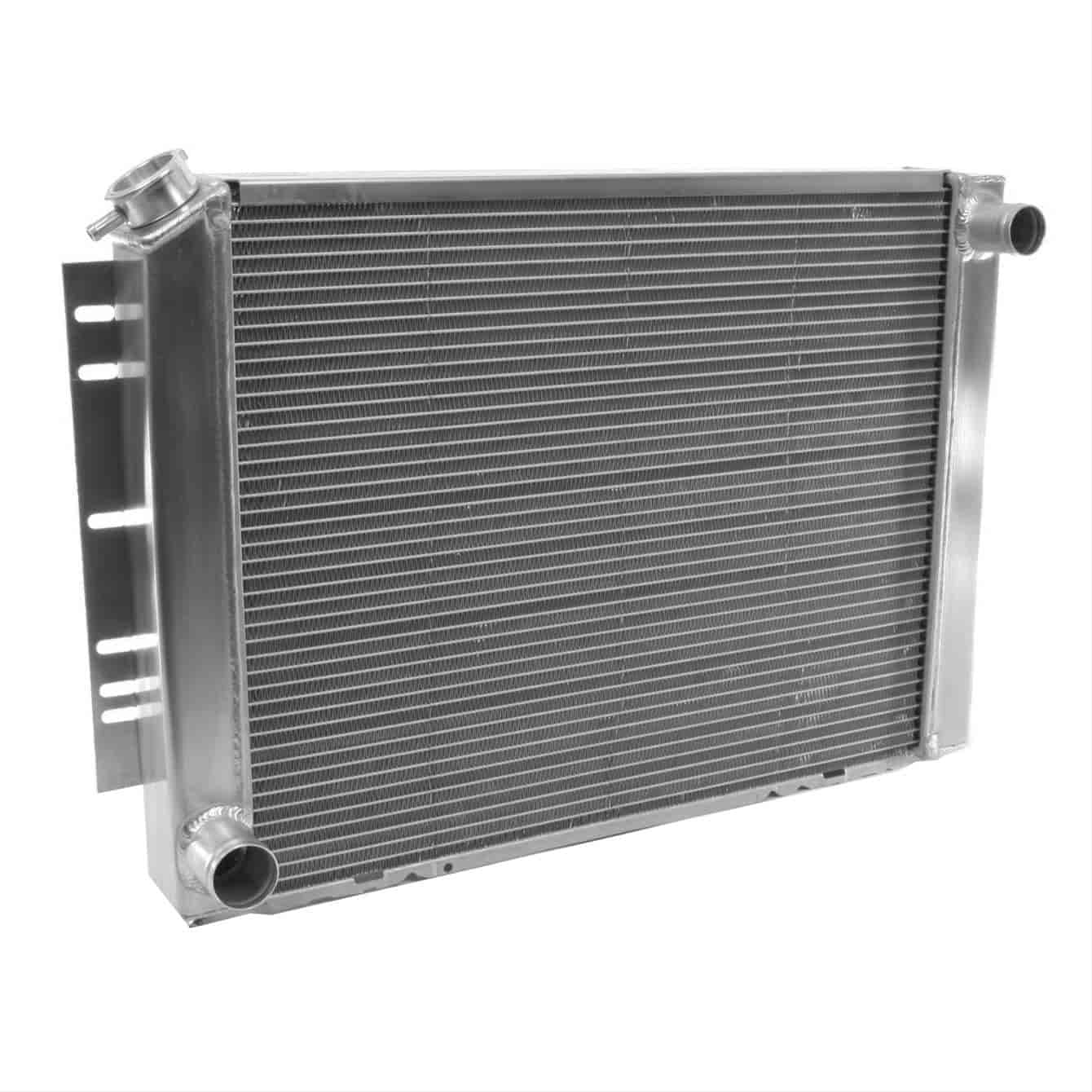 Be Cool Radiators 10038 - Be Cool Aluminator Series Custom Fit Aluminum Radiators
