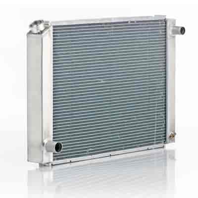 Be Cool Radiators 10165 - Be Cool Aluminator Series Custom Fit Aluminum Radiators