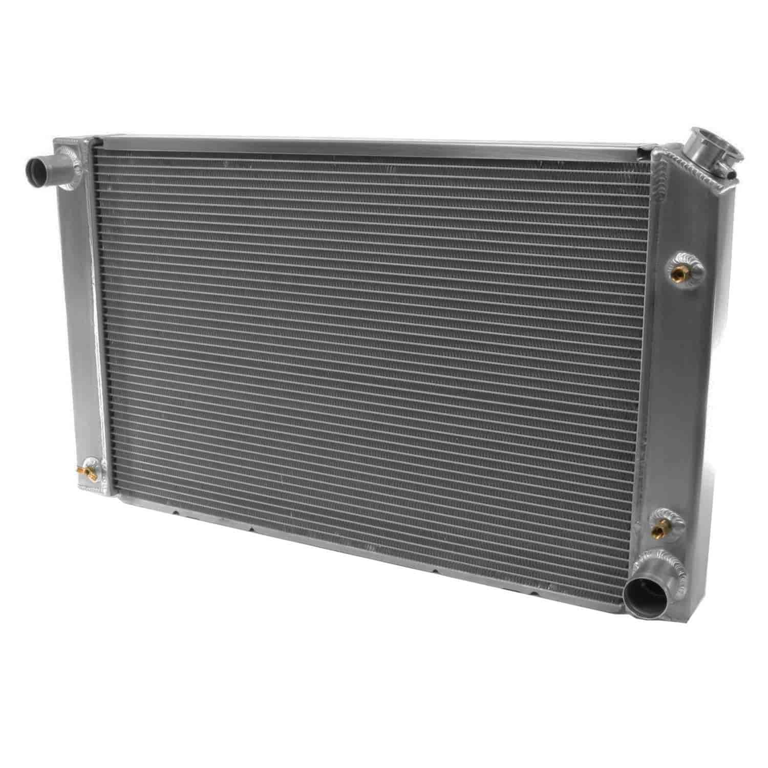 Be Cool Radiators 12008 - Be Cool Aluminator Series Direct-Fit Aluminum Radiators
