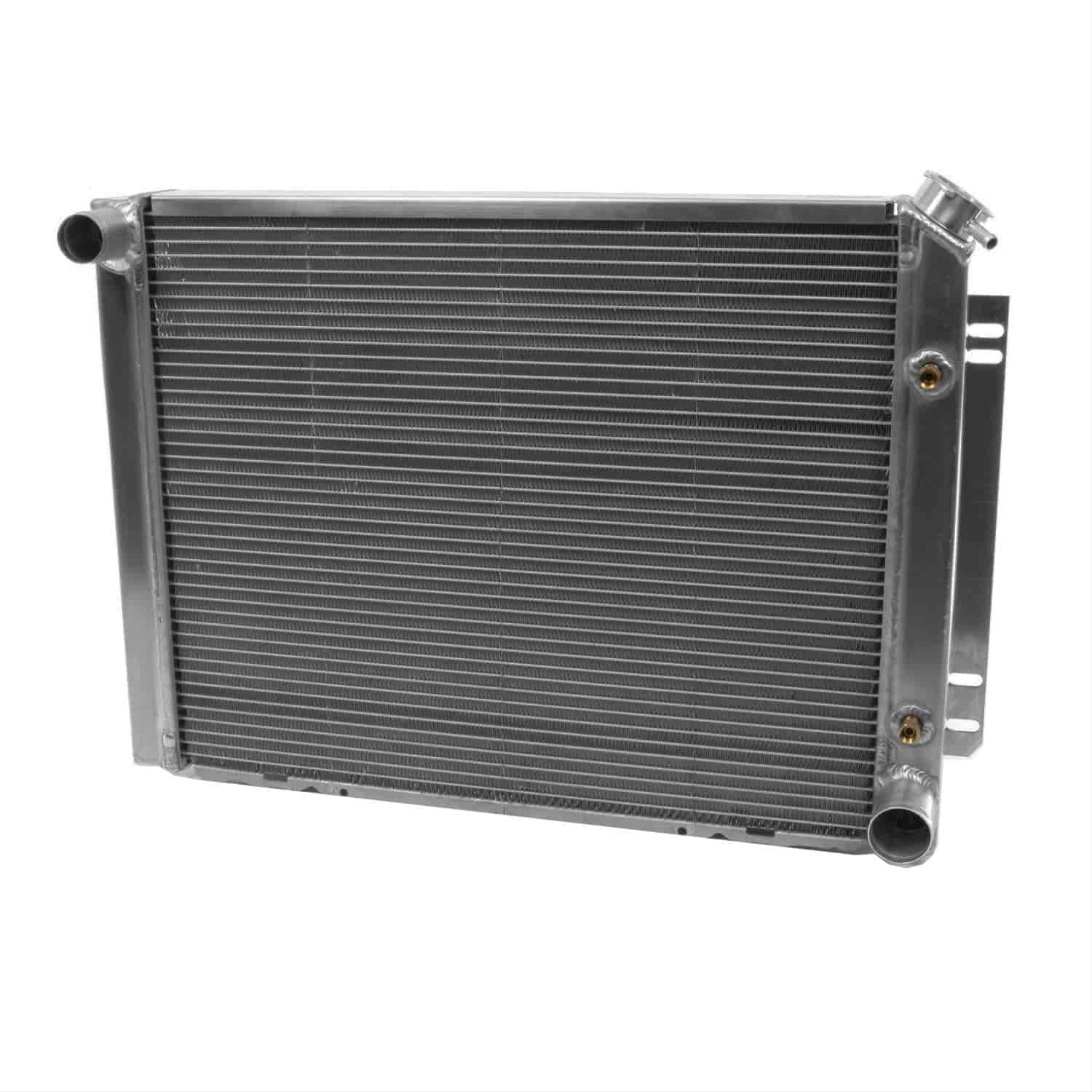 Be Cool Radiators 12009 - Be Cool Aluminator Series Custom Fit Aluminum Radiators