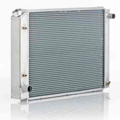 Be Cool Radiators 12168 - Be Cool Aluminator Series Direct-Fit Aluminum Radiators