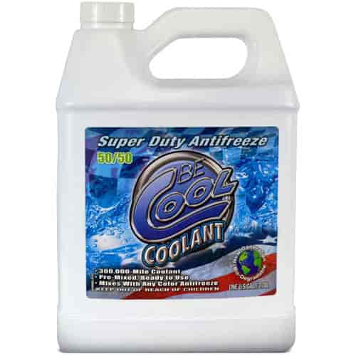 Be Cool Radiators 25001 - Be Cool ''Be Coolant'' Engine Coolant & Antifreeze