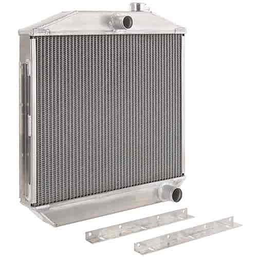 Be Cool Radiators 60002 - Be Cool Crossflow Series Aluminum Radiators
