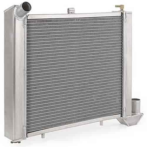 Be Cool Radiators 60003 - Be Cool Crossflow Series Aluminum Radiators