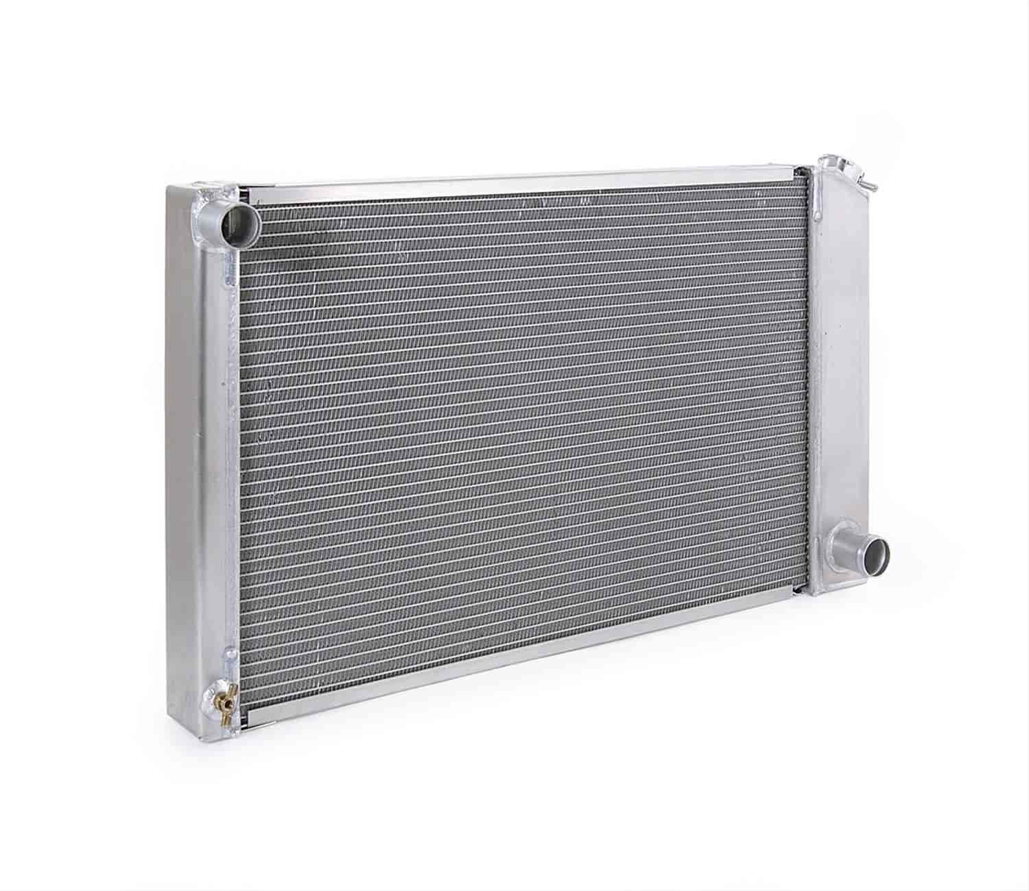 Be Cool Radiators 60008 - Be Cool Crossflow Series Aluminum Radiators