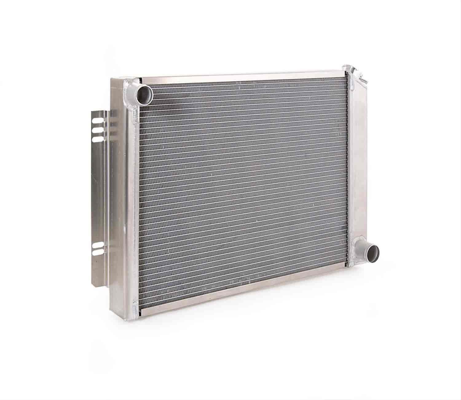 Be Cool Radiators 60009 - Be Cool Crossflow Series Aluminum Radiators