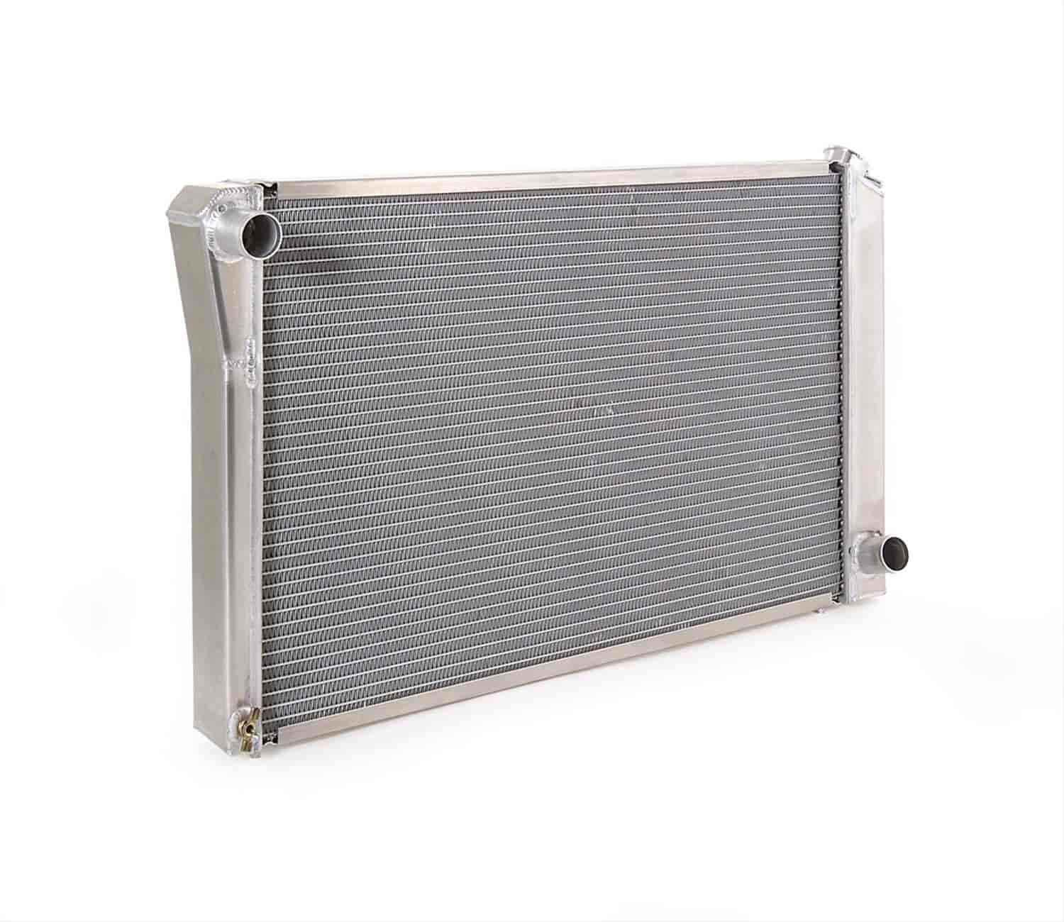 Be Cool Radiators 60010 - Be Cool Crossflow Series Aluminum Radiators