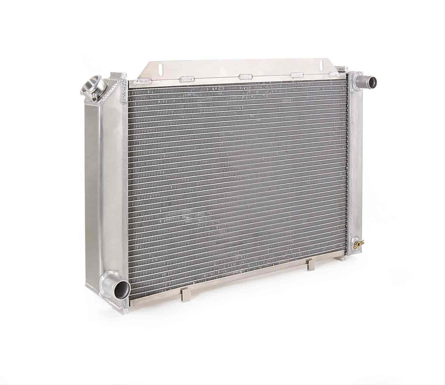 Be Cool Radiators 60011 - Be Cool Crossflow Series Aluminum Radiators