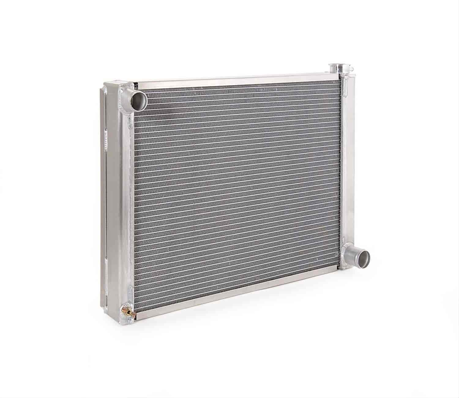 Be Cool Radiators 61012 - Be Cool Crossflow Aluminum Radiators
