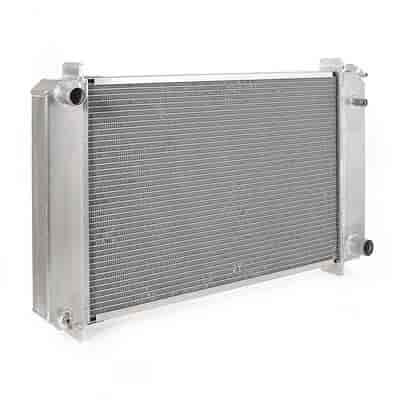 Be Cool Radiators 60013 - Be Cool Crossflow Series Aluminum Radiators