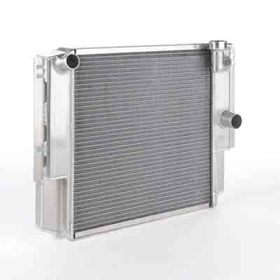 Be Cool Radiators 60014 - Be Cool Crossflow Series Aluminum Radiators