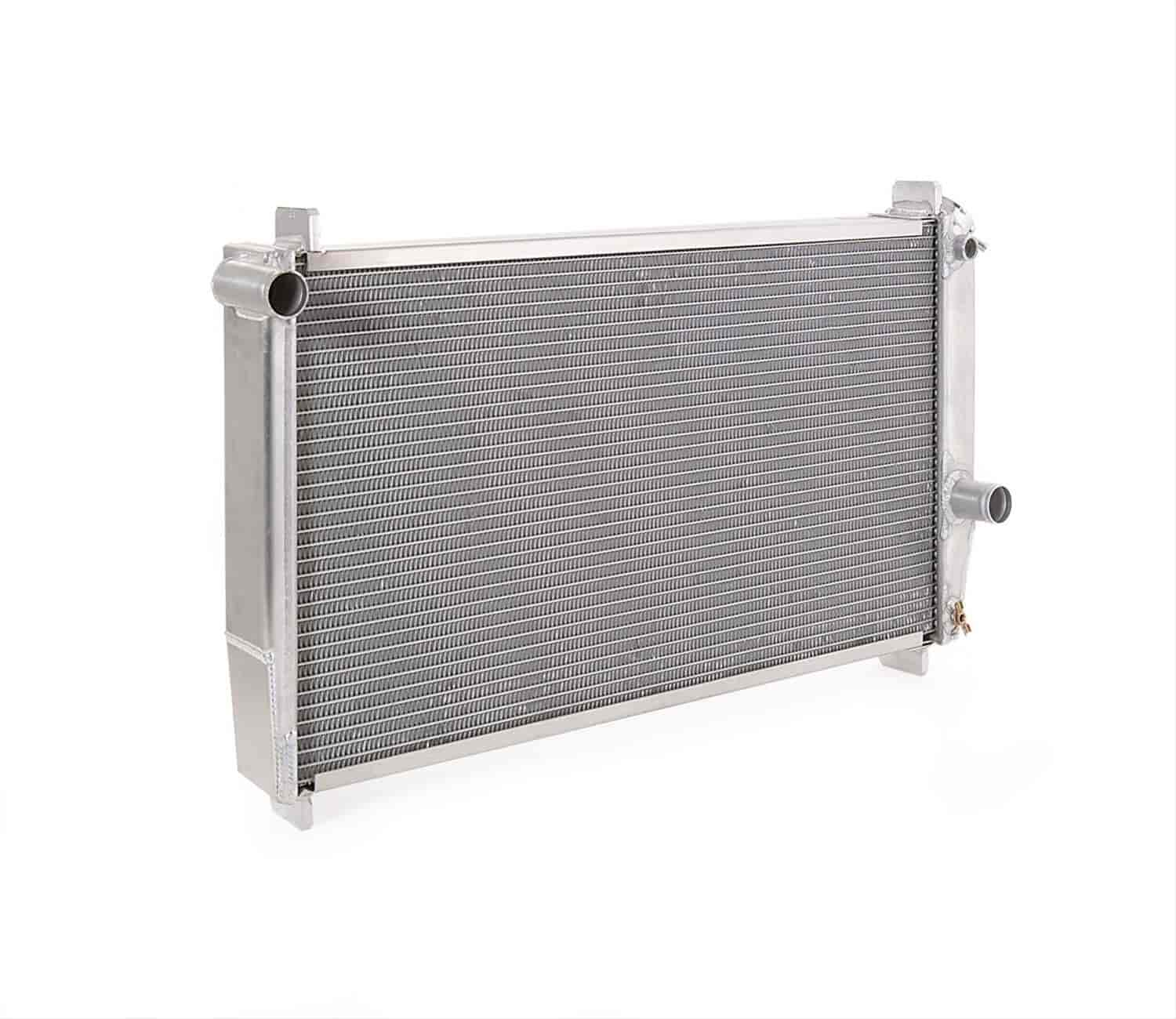 Be Cool Radiators 60015 - Be Cool Crossflow Series Aluminum Radiators