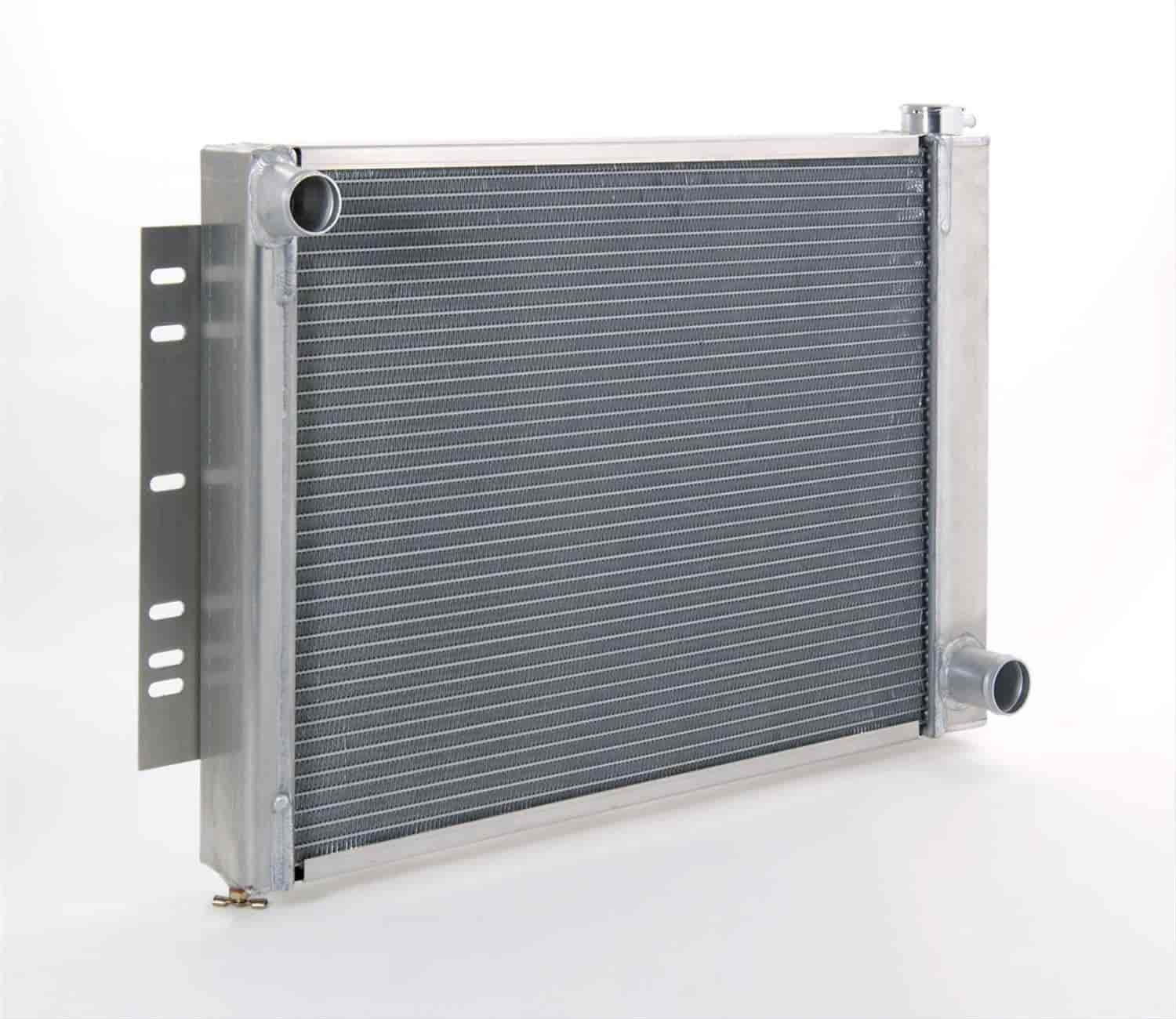 Be Cool Radiators 60016 - Be Cool Crossflow Series Aluminum Radiators