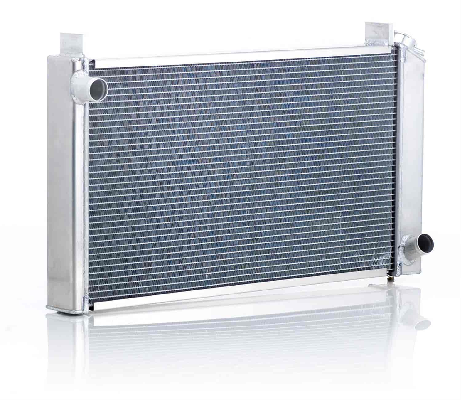 Be Cool Radiators 60018 - Be Cool Crossflow Series Aluminum Radiators