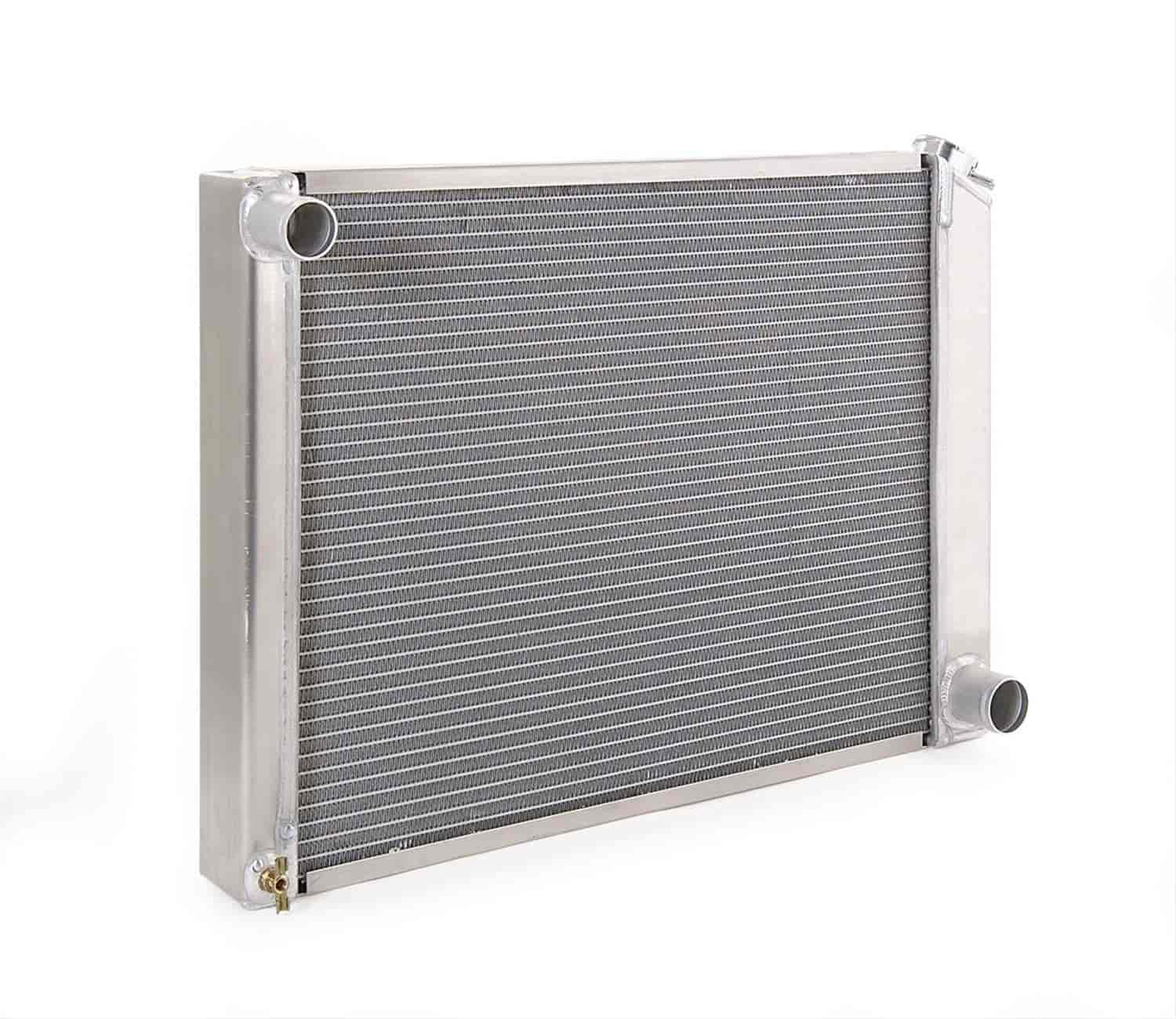 Be Cool Radiators 60019 - Be Cool Crossflow Series Aluminum Radiators
