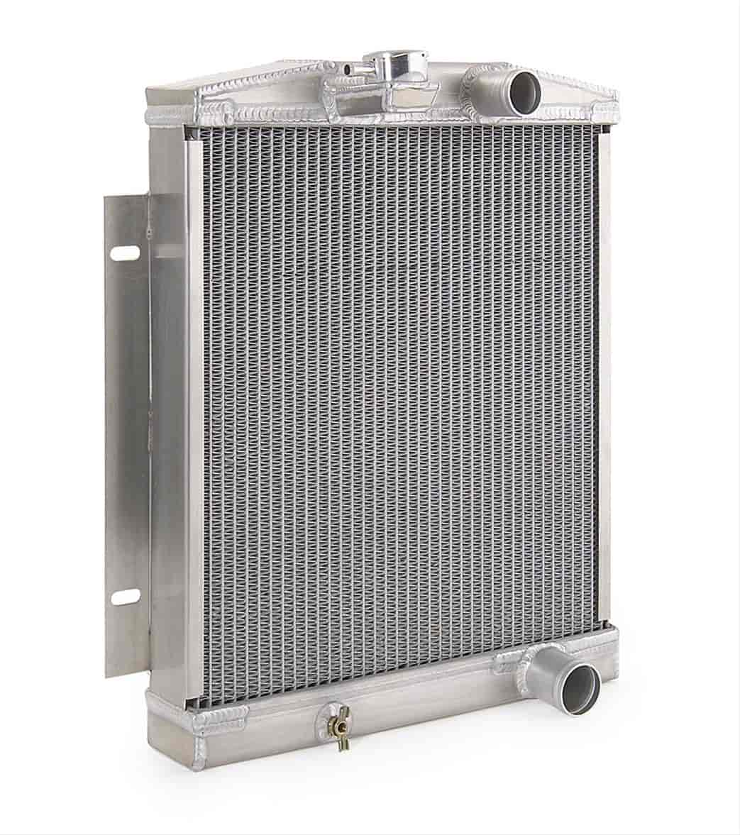 Be Cool Radiators 60020 - Be Cool Crossflow Series Aluminum Radiators