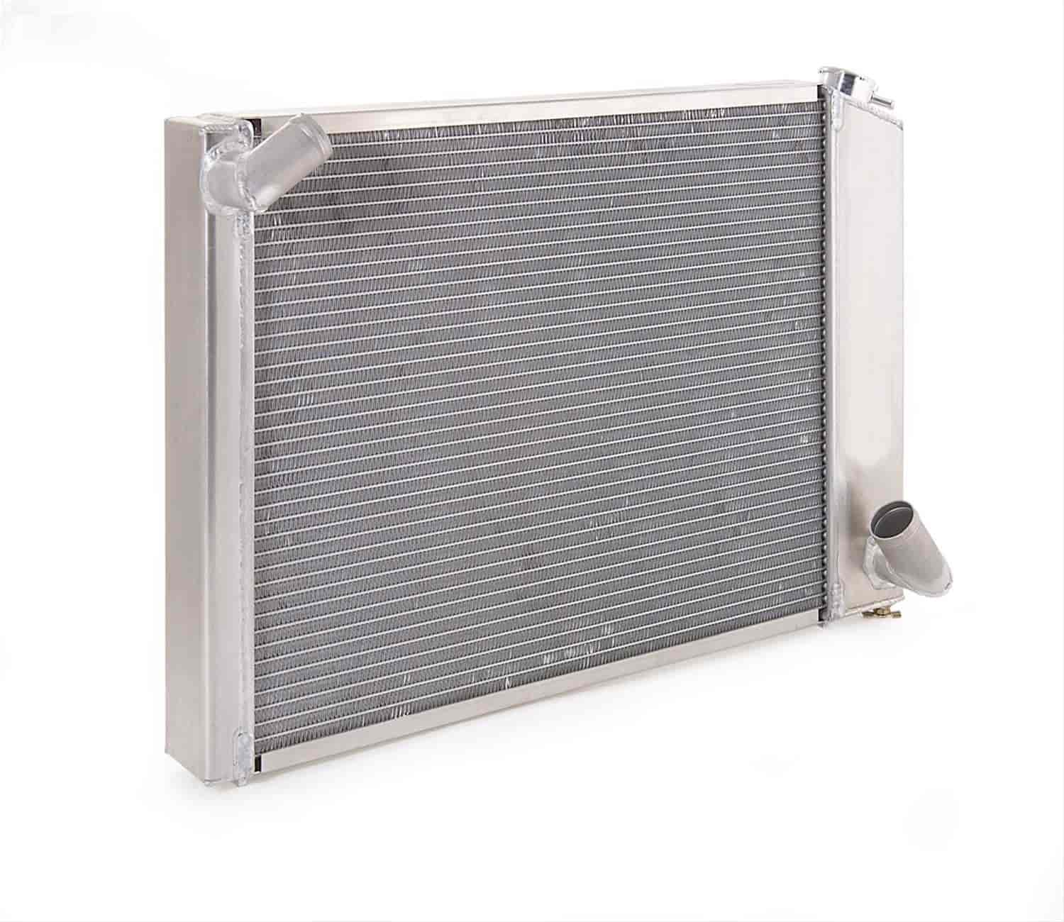Be Cool Radiators 60022 - Be Cool Crossflow Series Aluminum Radiators