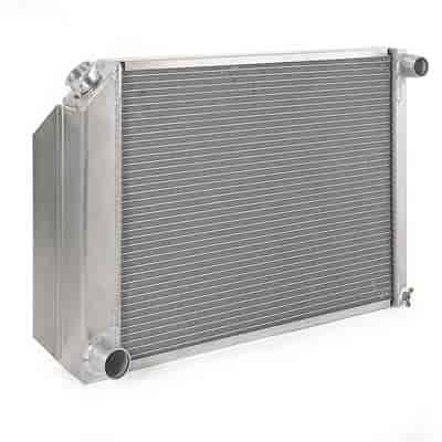 Be Cool Radiators 60025 - Be Cool Crossflow Series Aluminum Radiators