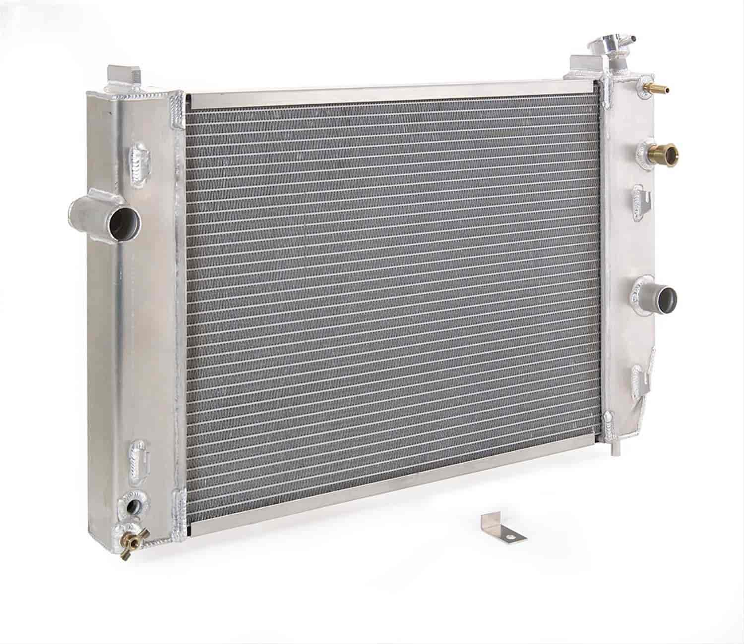 Be Cool Radiators 60028 - Be Cool Crossflow Aluminum Radiators
