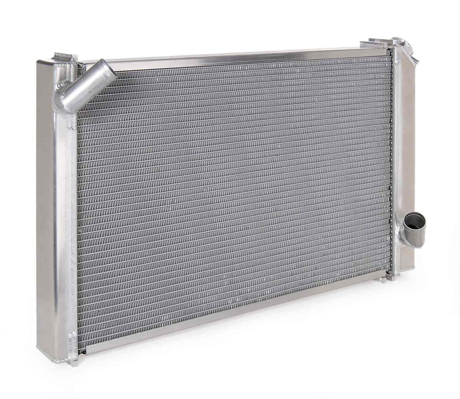 Be Cool Radiators 60029 - Be Cool Crossflow Series Aluminum Radiators