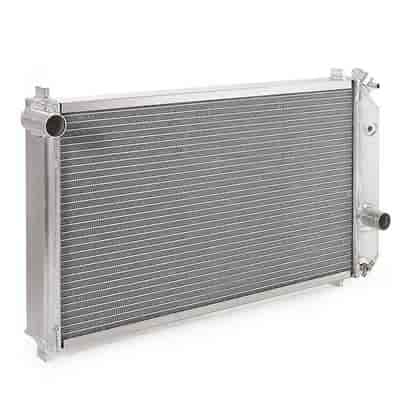 Be Cool Radiators 60031 - Be Cool Crossflow Aluminum Radiators