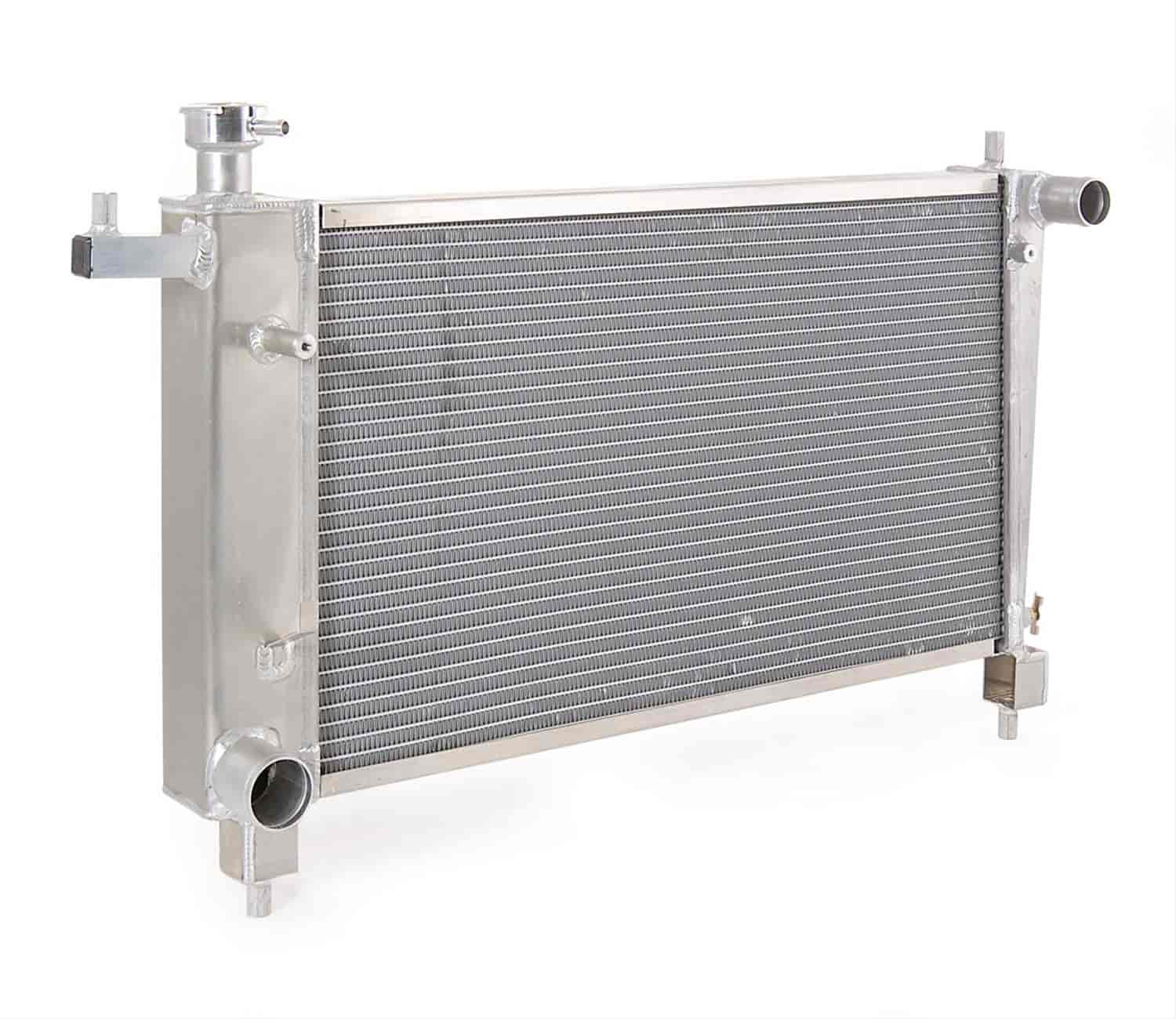 Be Cool Radiators 60050 - Be Cool Crossflow Series Aluminum Radiators