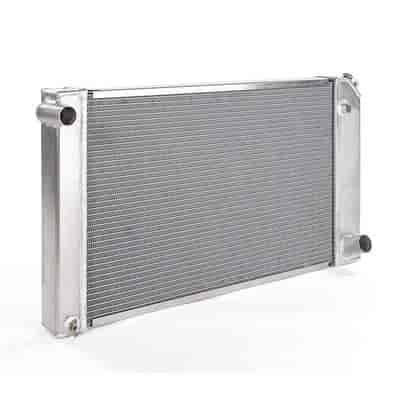 Be Cool Radiators 60058 - Be Cool Crossflow Series Aluminum Radiators