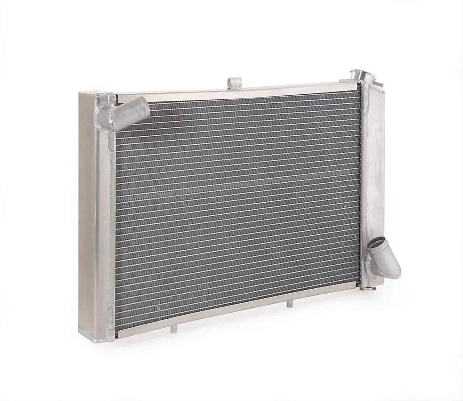 Be Cool Radiators 60066 - Be Cool Crossflow Series Aluminum Radiators